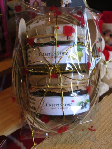 Regalo navidad comestible mermeladas caseras
