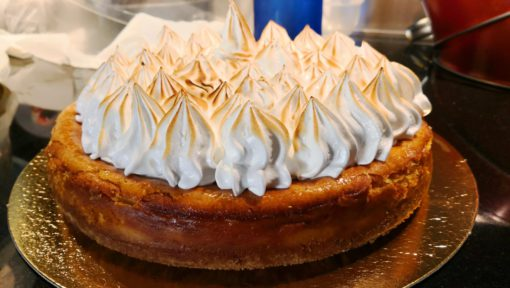 tarta limon merengue